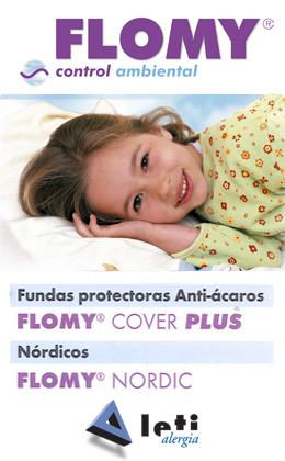 Flomy - Fundas anti ácaros
